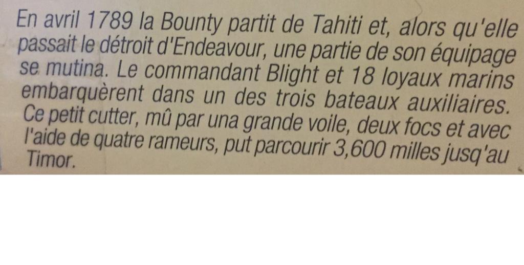 Barque Jolly Boat du Bounty (Artesania Latina 1/25°) de sakcha - Page 2 Texte_10