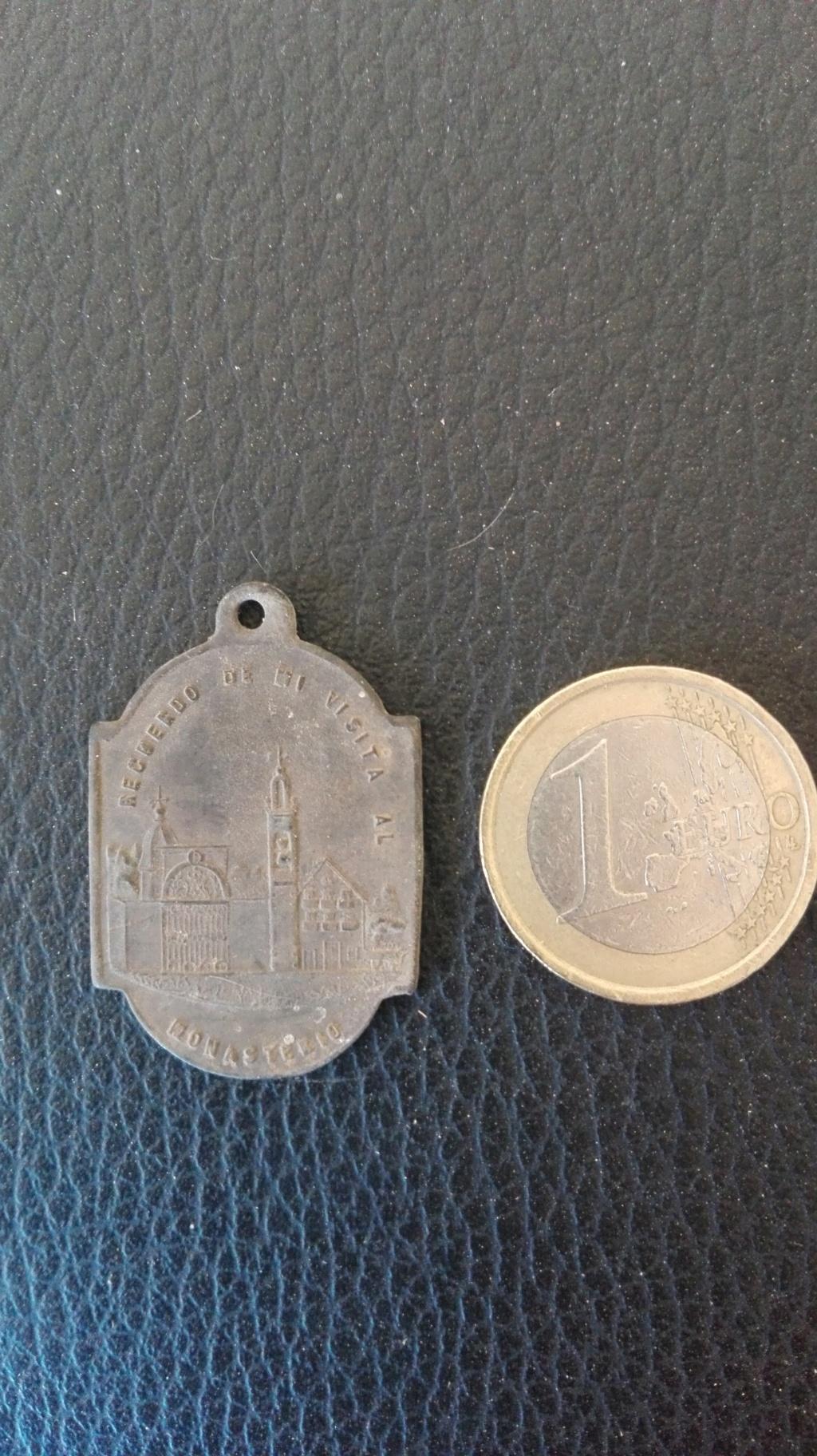 Medalla Virgen de la Cueva Santa Img_2026