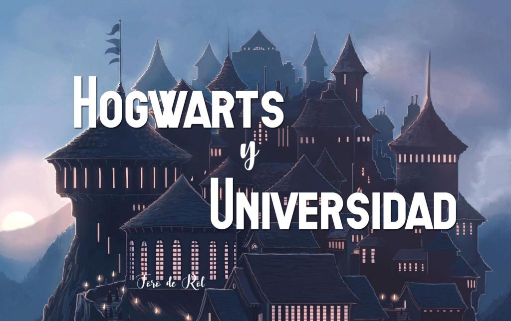 RPG de Hogwarts y Universidad de Magia