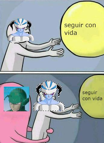 ¡Memes de Dragon Ball Rol! Meme410