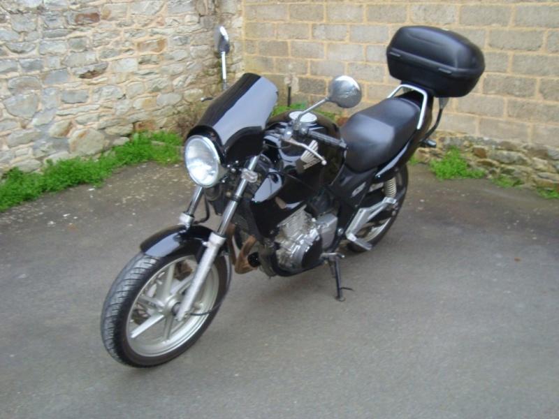 Mes motos à moi que j'ai eu... Cb500-18