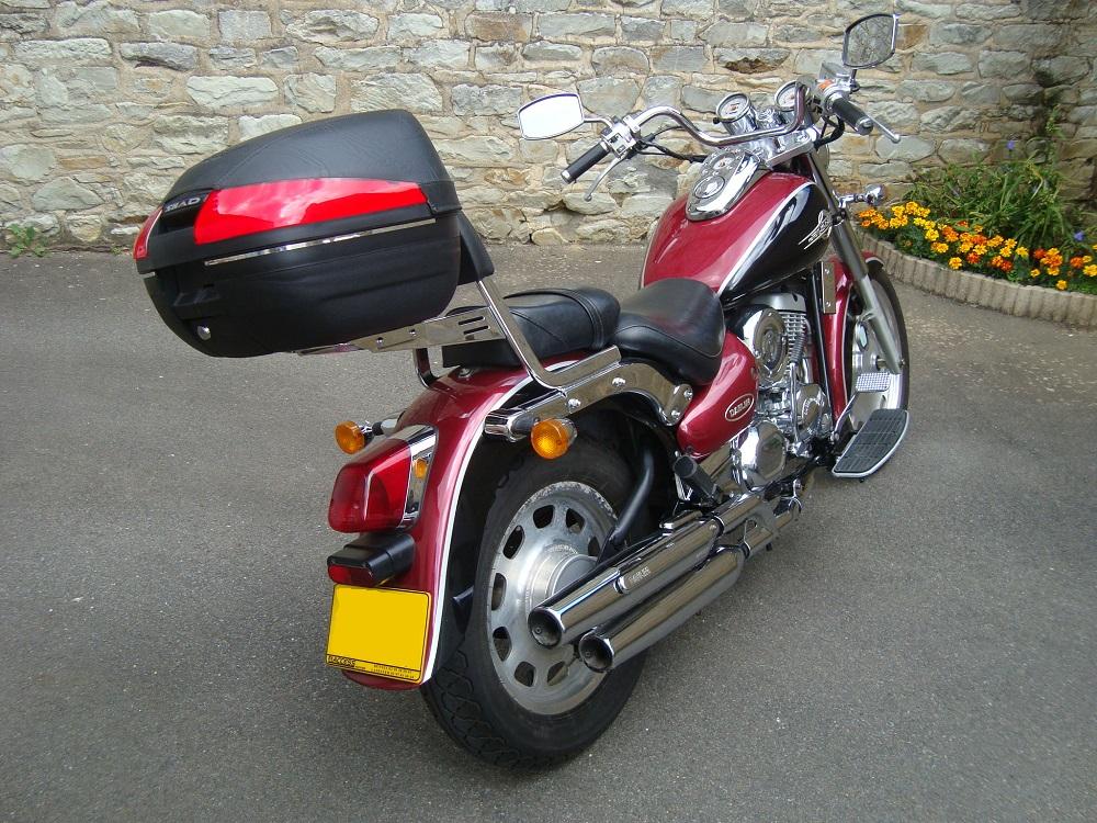 Mes motos à moi que j'ai eu... Daysta11