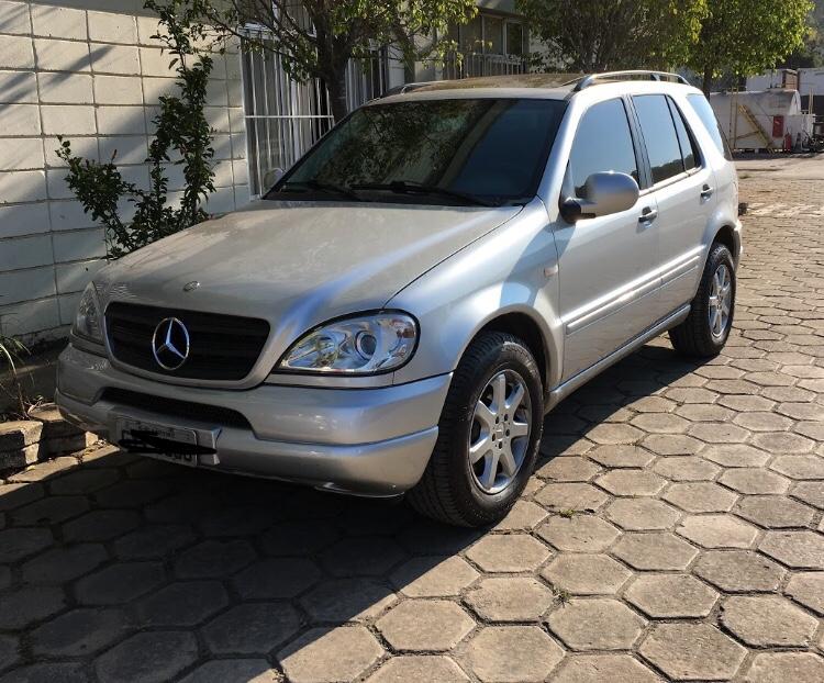 (VENDO) W163 ML 430 2000 R$ 27.900,00 5af44b10