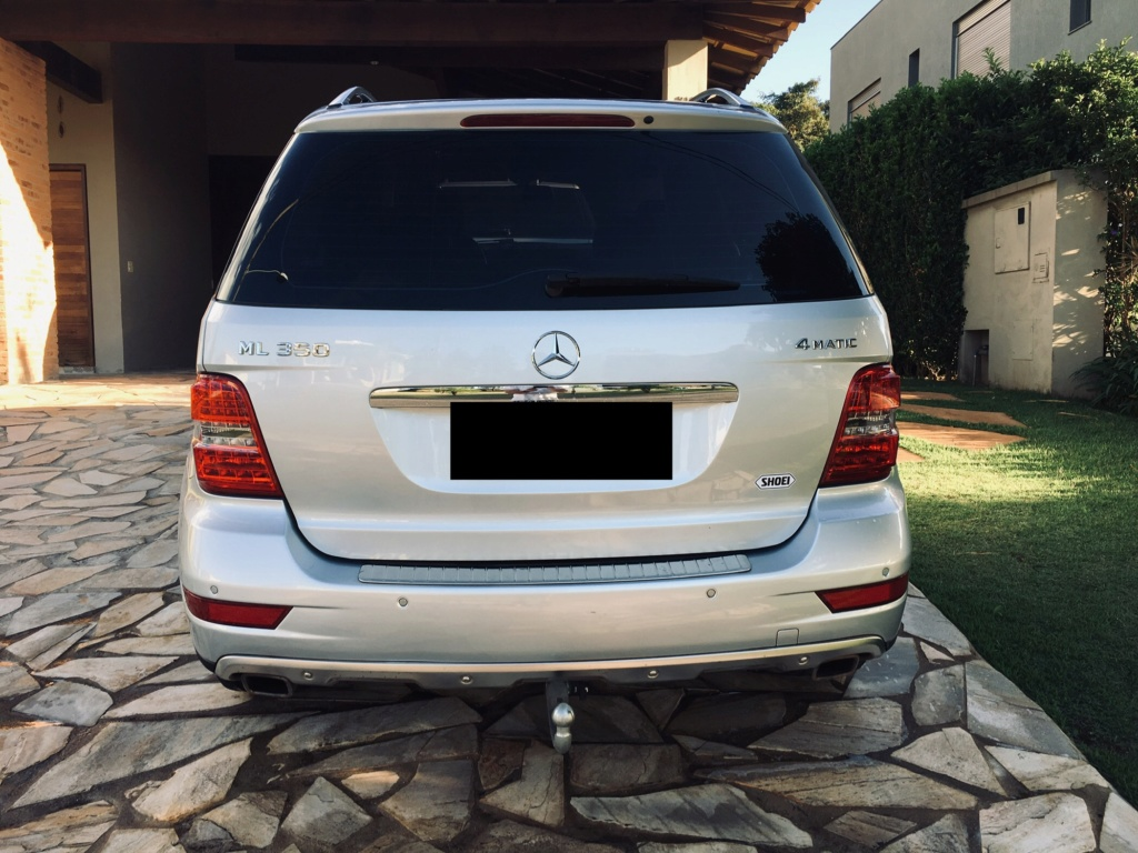 W164 ML 350 2009 Gasolina R$ 70.000 - Vendido Img_3831