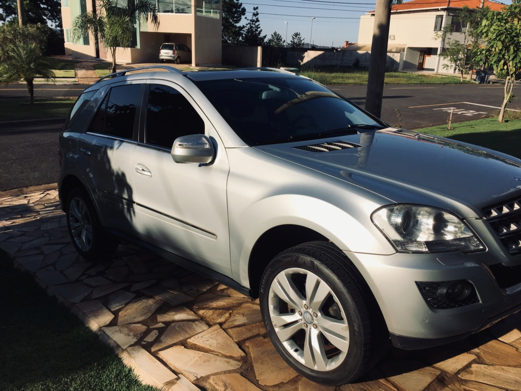 W164 ML 350 2009 Gasolina R$ 70.000 - Vendido Img_3833
