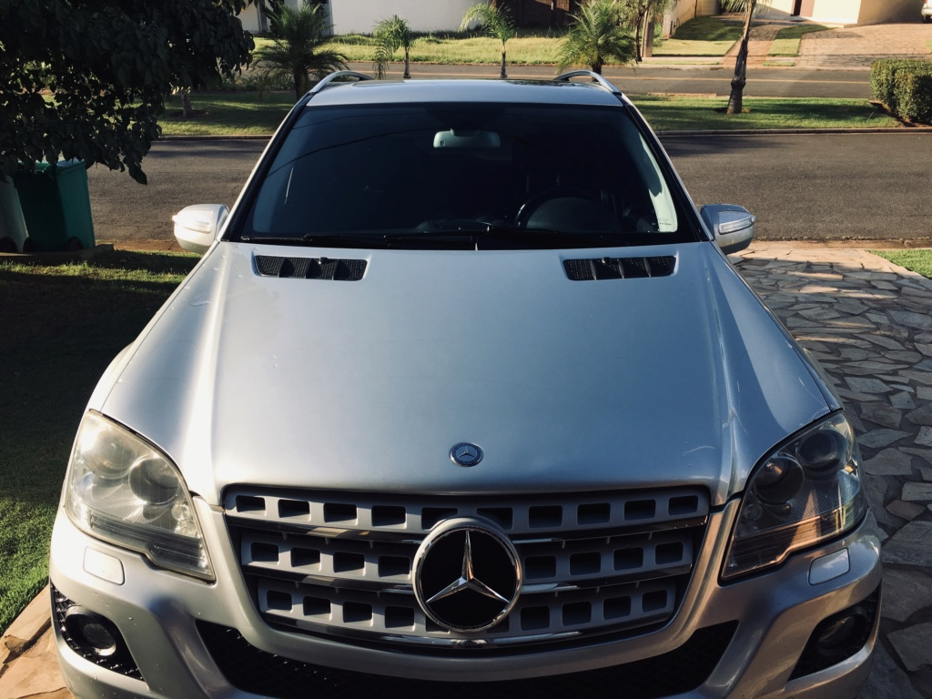 W164 ML 350 2009 Gasolina R$ 70.000 - Vendido Img_3836