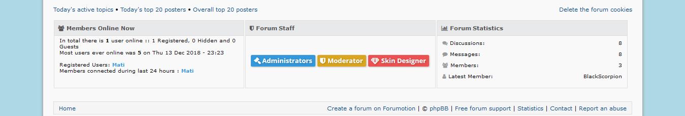 FM Skin - Professional Quality Forumotion Themes Fstatu10
