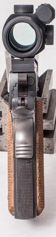 David Sams 1911 .45ACP Wad Gun P1070929