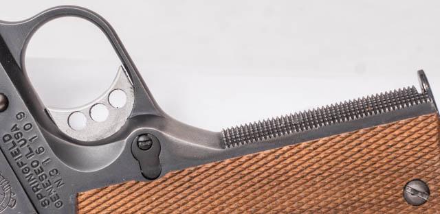 David Sams 1911 .45ACP Wad Gun P1080011