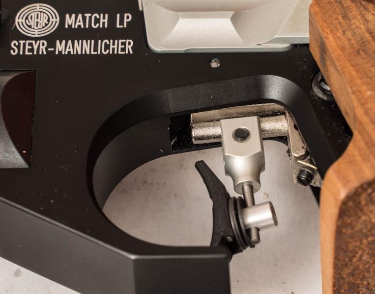Steyr LP-1 Air Pistol P1080026