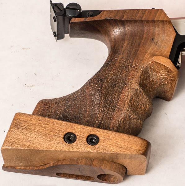 Steyr LP-1 Air Pistol P1080031