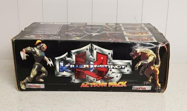 Pack spécial Killer Instinct SNES S-l16013
