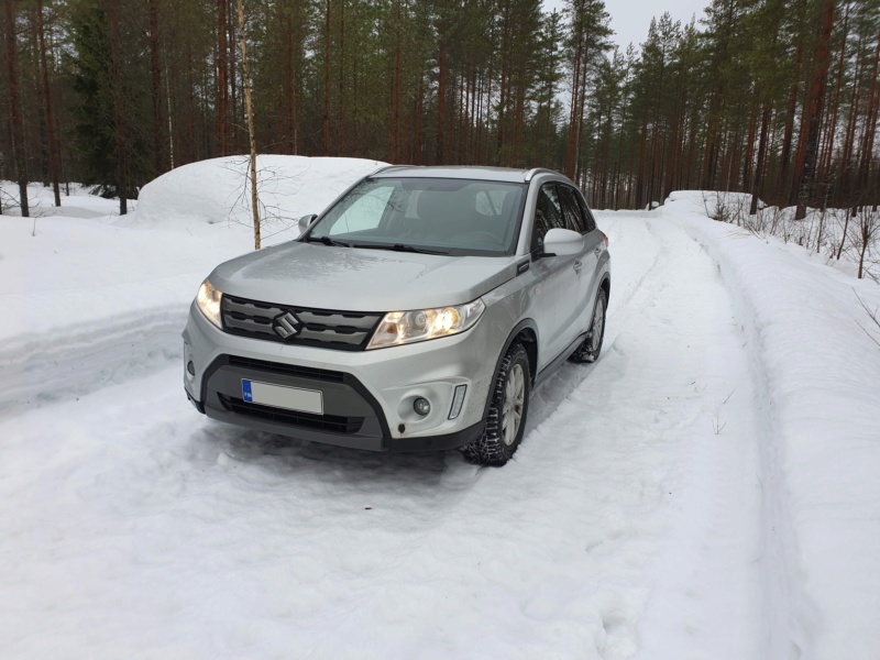 SNOW PICTURES........SHOW US YOUR VITARA! Suzuki11