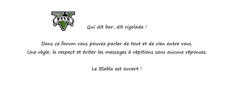 Règles du Bar Blabla10