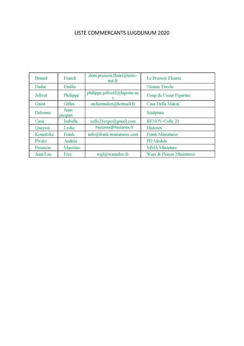 LUGDUNUM 2020 Liste_13