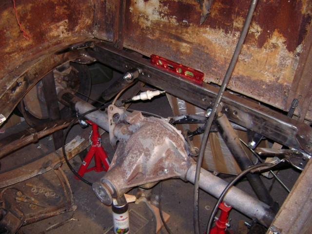 rat rod project - Page 3 Traver13