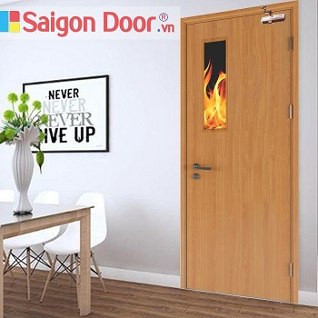 Tìm mua cửa gỗ chống cháy chất lượng tại đâu? Cuagoc10