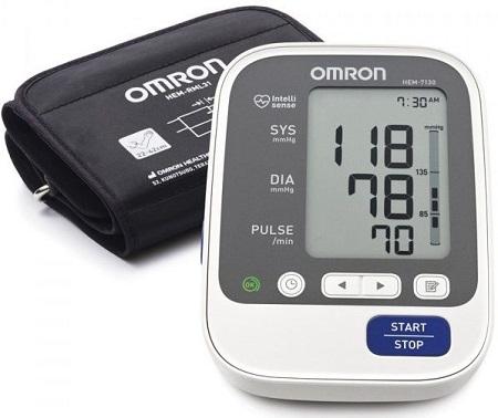 Tìm Hiểu về máy đo huyết áp Omron May-do10
