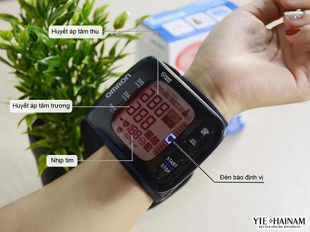 Những điều cần biết về máy đo huyết áp May-do10