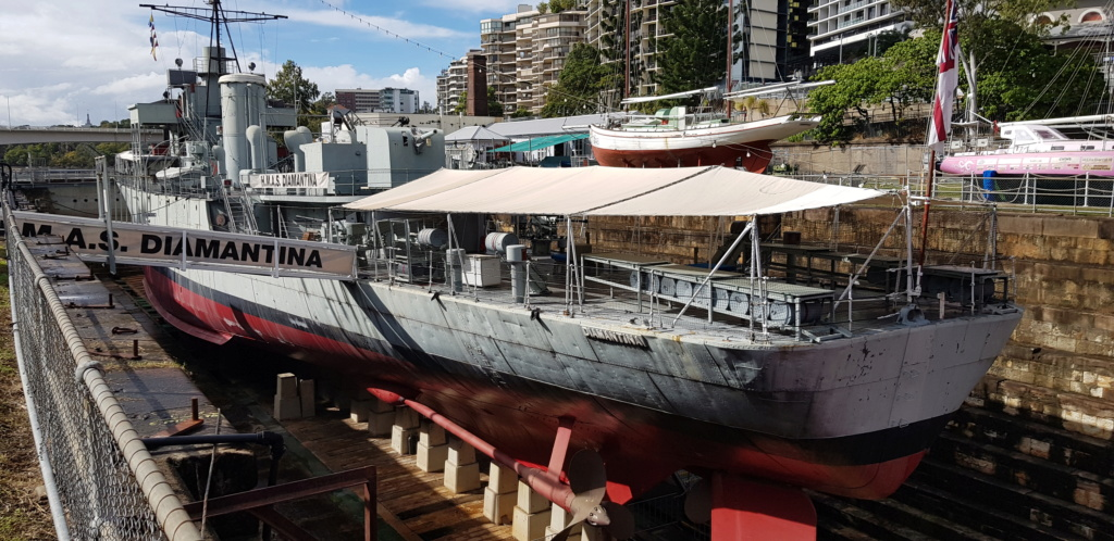 HMAS DIAMANTINA  20190613
