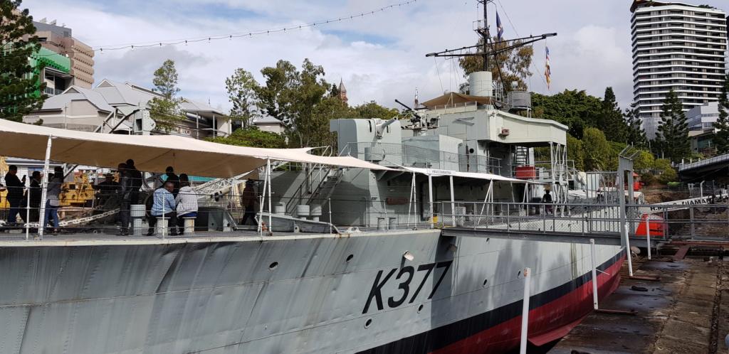 HMAS DIAMANTINA  20190614