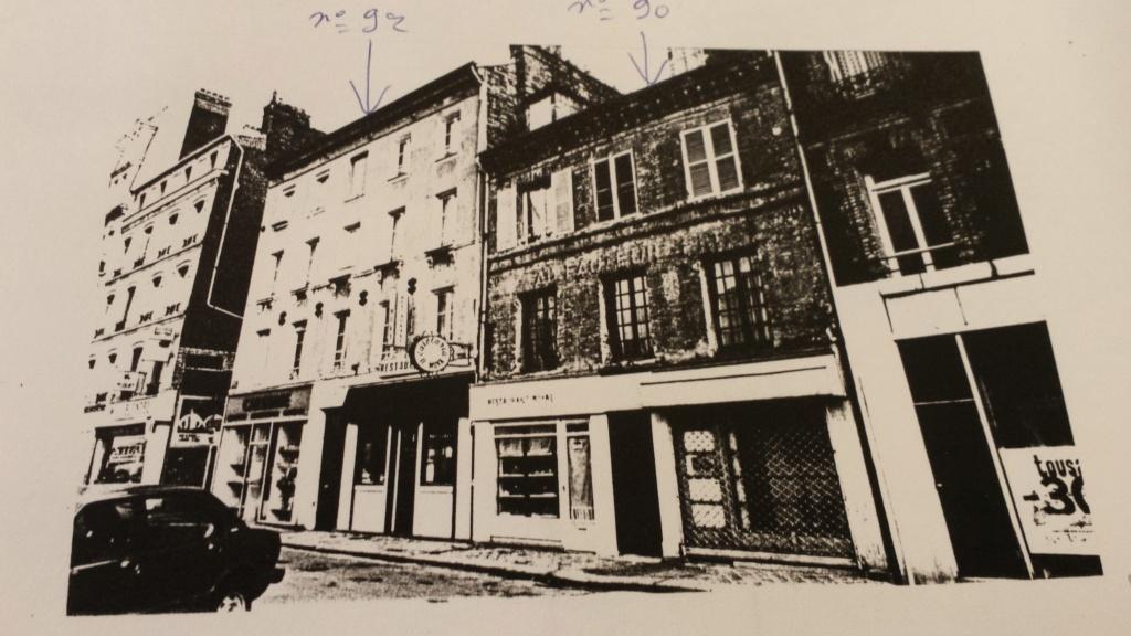 Le Havre - Rue Verte 20131011