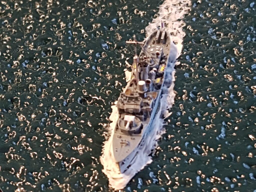 corvette commandant Drogou 1944 1/700 20190636