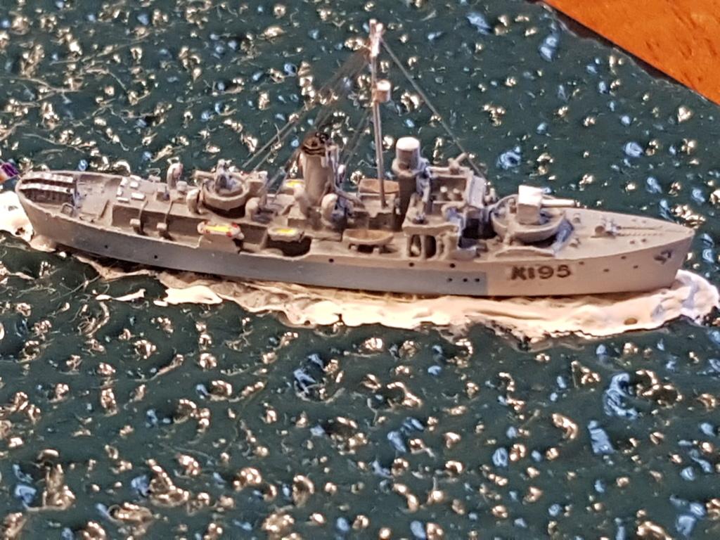 corvette commandant Drogou 1944 1/700 20190640