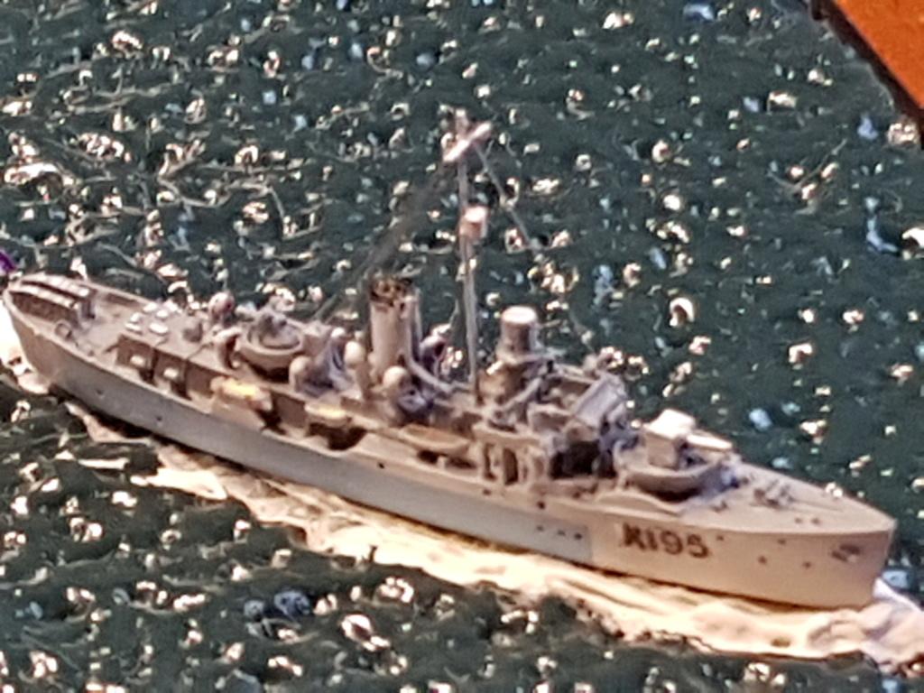 corvette commandant Drogou 1944 1/700 20190641