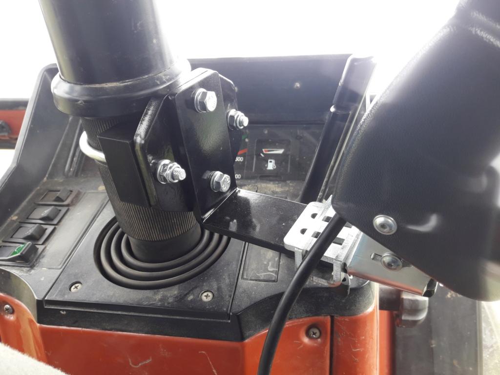 Autoguidage via matrix 570G / unipilot et antenne gps. (passage en RTK et photos du montage) - Page 2 20190511
