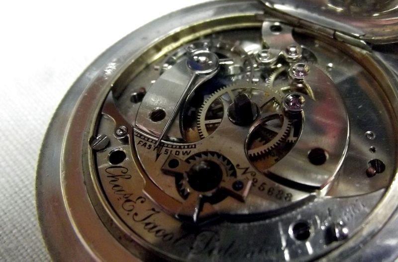 Les plus belles montres de gousset des membres du forum - Page 9 310