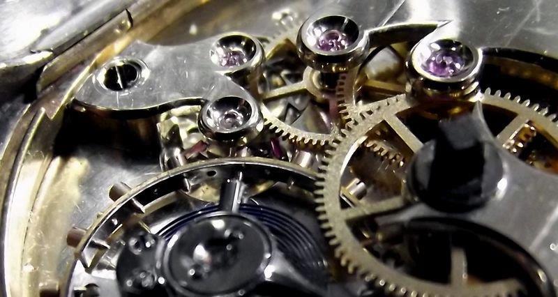 Les plus belles montres de gousset des membres du forum - Page 9 410