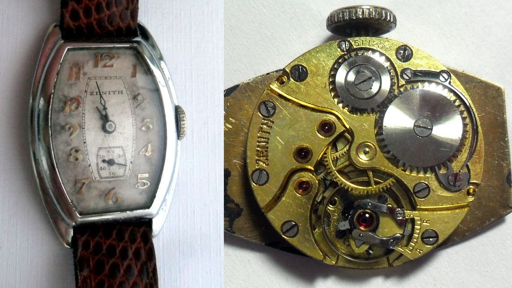 Une montre pour dames des années 1930 avec une petite surprise 8dreiv10
