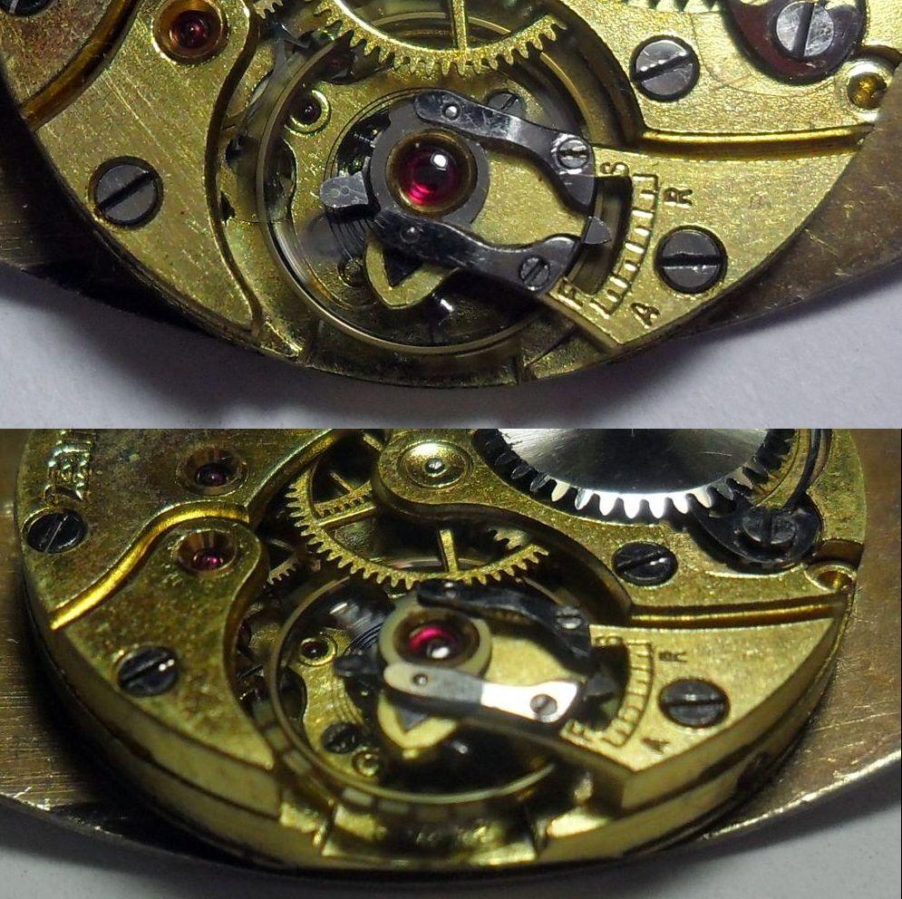 Une montre pour dames des années 1930 avec une petite surprise 8dreiv11