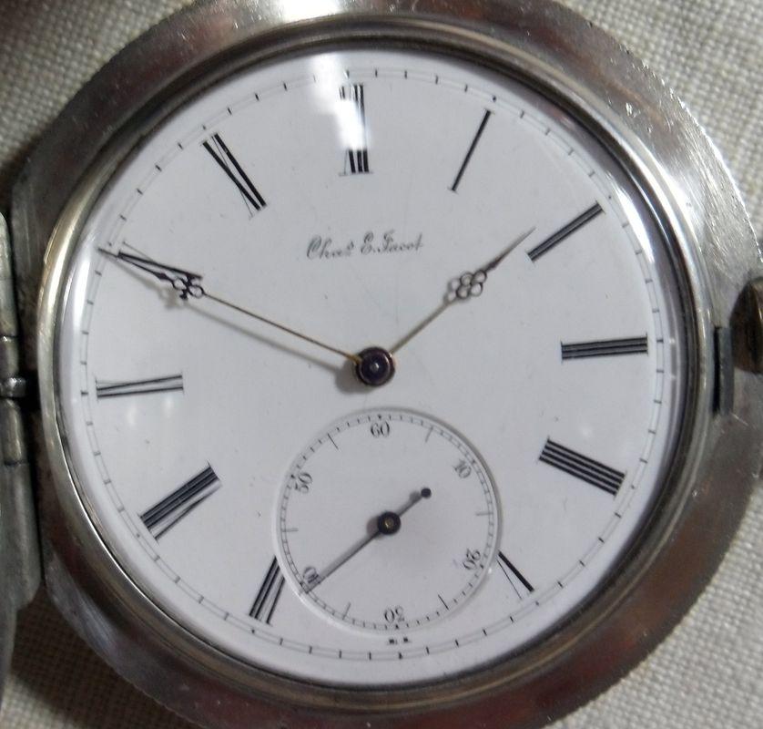 Les plus belles montres de gousset des membres du forum - Page 9 Blatt10