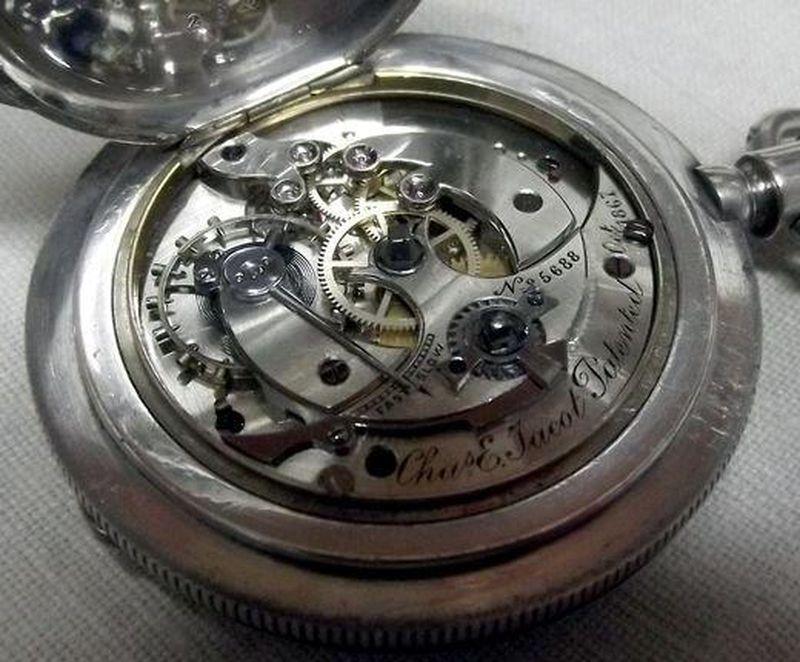 Les plus belles montres de gousset des membres du forum - Page 9 Moveme10