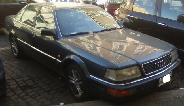 avvistamenti auto storiche - Pagina 26 Audi_v10