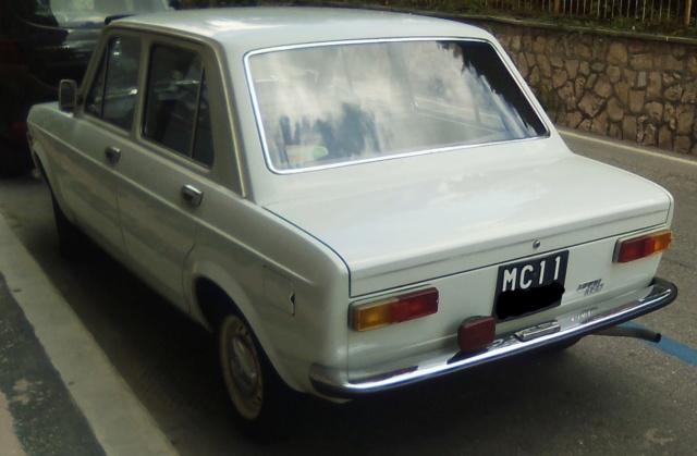 avvistamenti auto storiche - Pagina 23 Fiat_110