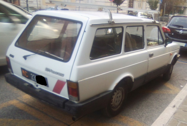 avvistamenti auto storiche - Pagina 26 Fiat_113