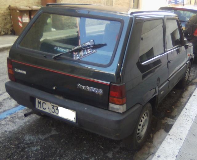 avvistamenti auto storiche - Pagina 26 Gianni10
