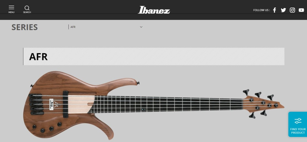 Ibanez AFR Series - Algo realmente novo no mercado? Captur10