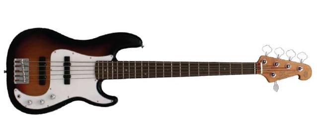 SX Jazz Bass V Captur37