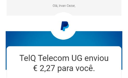 OPORTUNIDADE (Provado)Money SMS dinheiro por mensagens. Screen21