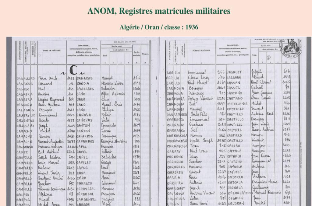 Recherche Regist10