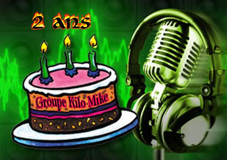 Anniversaire du groupe KM   2ans10