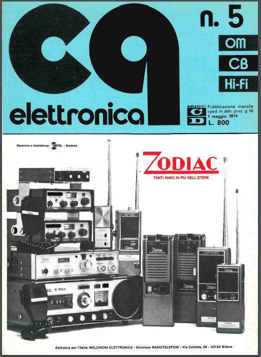 CQ (Magazine (Italie) Cqelec11