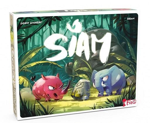 [Plateau] Siam - Présentation rapide Siam11