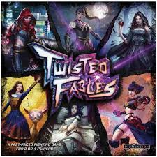 Twisted Fables Tf11