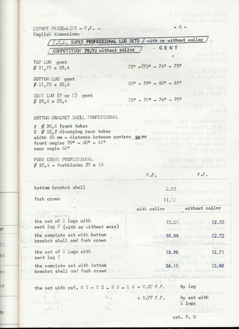 Gitane inconnu 1974 2110