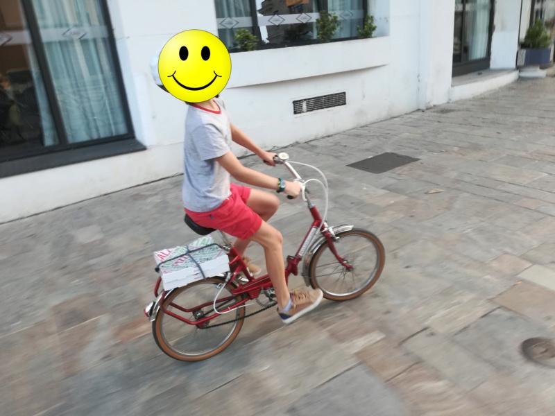 Petit Motobecane de ville pour enfant Img_2023